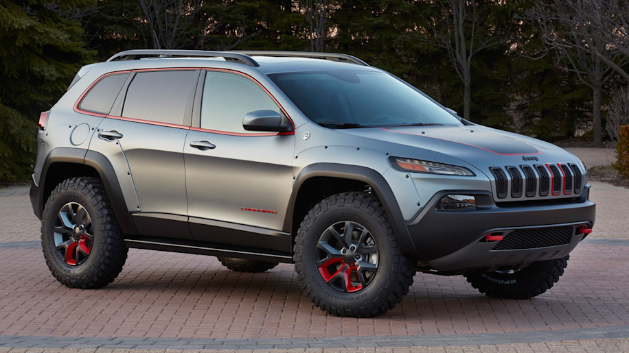 2017 Jeep Cherokee Lifted >> Why Mopar Won T Release A Factory Lift Kit For The New Jeep