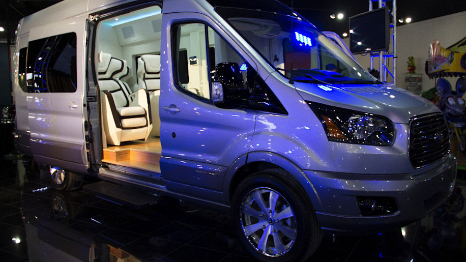 Ford Transit Skyliner Concept is a Gulfstream for the road