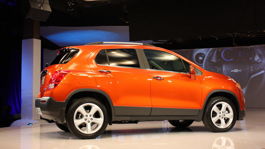 Chevy Trax to start at $20,120* - Autoblog
