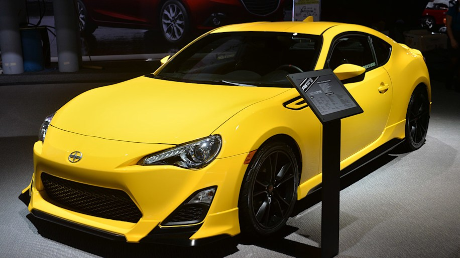 scion fr s release series 1 0 hits dealers with 29 990. Black Bedroom Furniture Sets. Home Design Ideas