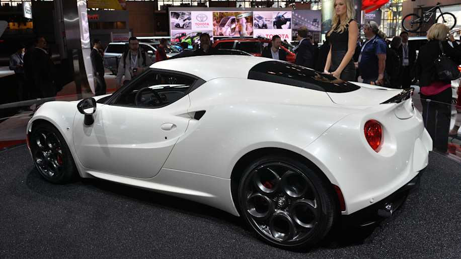 Alfa Romeo 4C Launch Edition marks a day we never thought we'd see