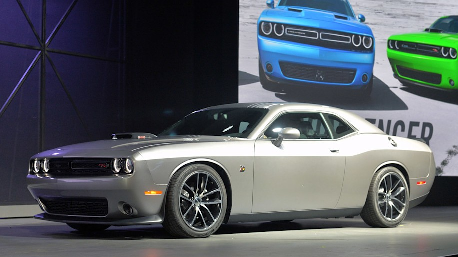 Dodge Challenger Scat Pack adds power and noise, with a warranty