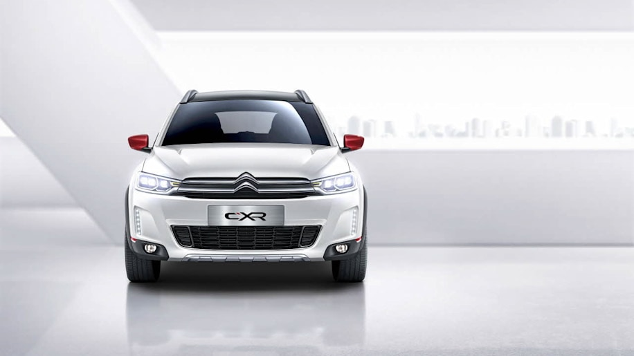 Citro 235 N Cx R Concept Makes Late Debut From China Autoblog