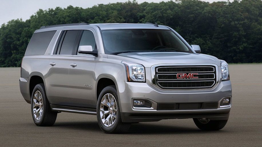No. 5 Best - GMC Yukon