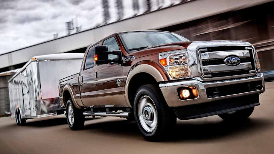 No. 1 Best - Ford F-350