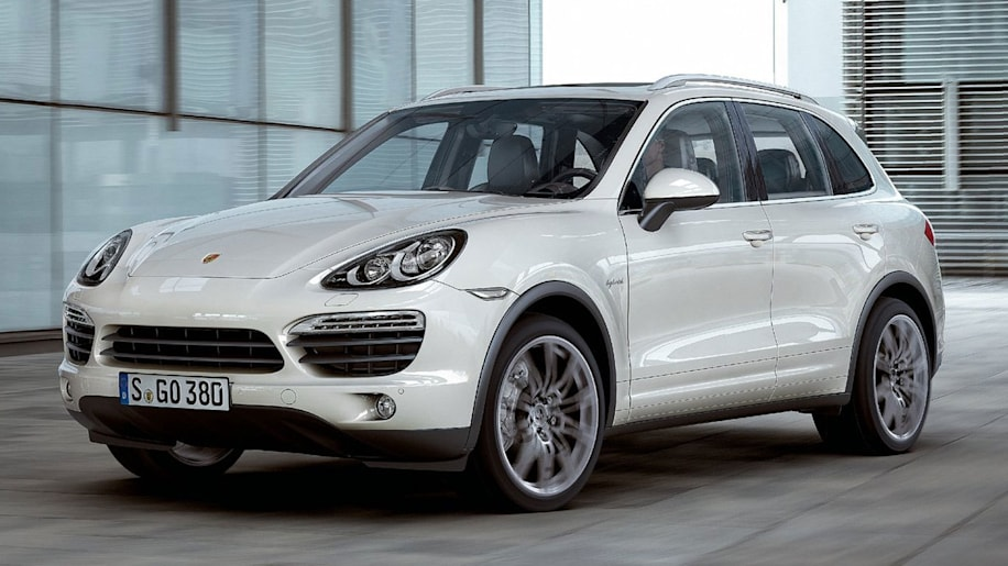 No. 3 Best - Porsche Cayenne
