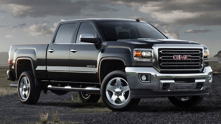 No. 2 Best - GMC Sierra 2500