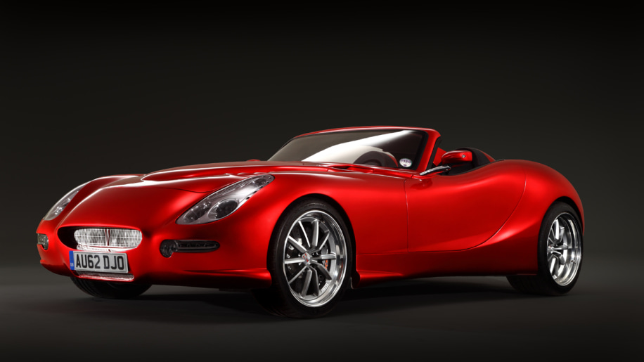 Trident Iceni stakes claim to world's fastest diesel sports car, will come to US
