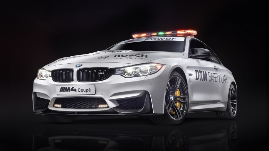 BMW rolls out new M4 safety car for DTM