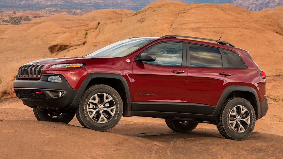 Chris McGraw - Jeep Cherokee Trailhawk