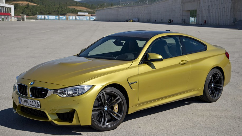 2015 BMW M4 Coupe First Drive - Autoblog
