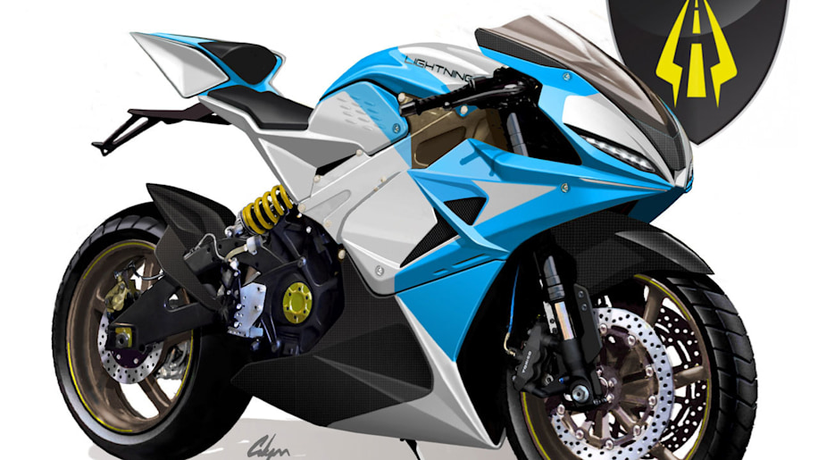 Lightning Motorcycles Ls 218 Electric Superbike Concept