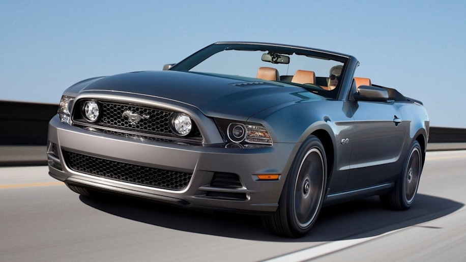 Muscle Car - Ford Mustang GT