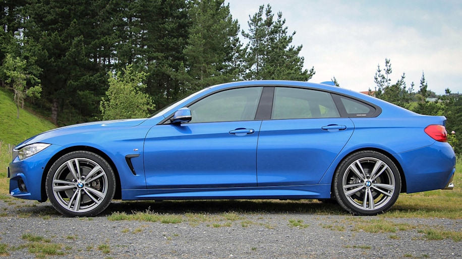 2015 BMW 4 Series Gran Coupe  Autoblog
