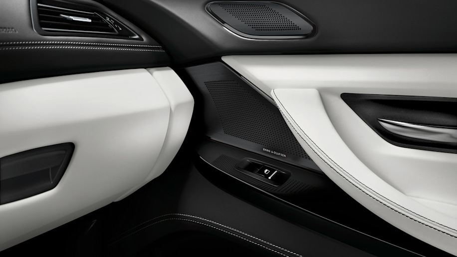 Bmw 6 Series Gran Coupe Gets Bang Amp Olufsen Individual