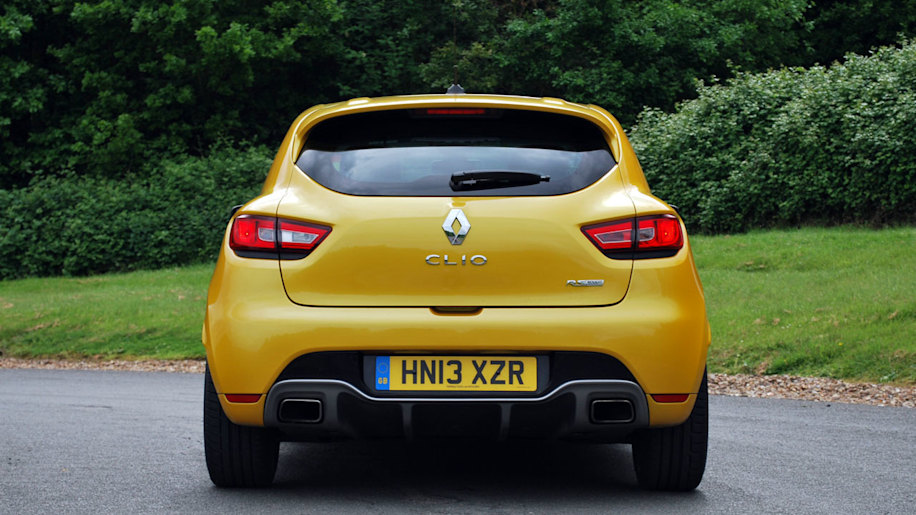 2014 renault clio rs 200 turbo autoblog. Black Bedroom Furniture Sets. Home Design Ideas