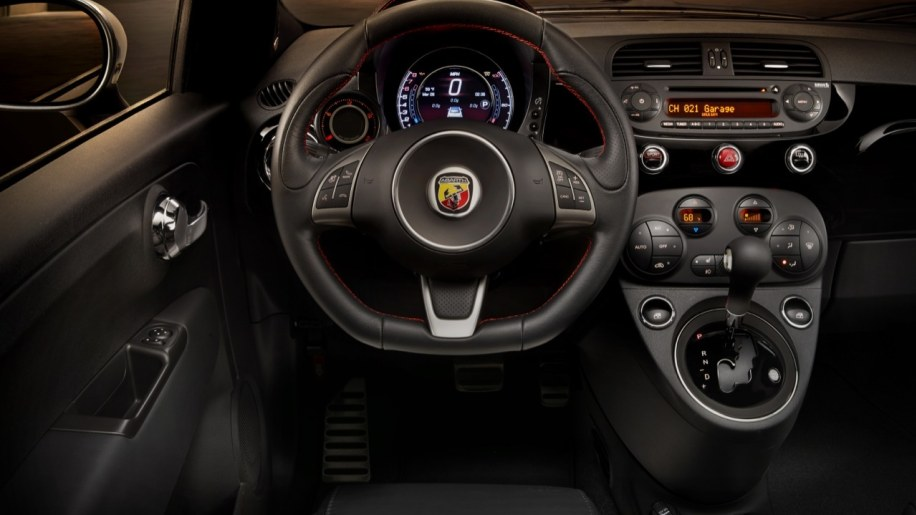 2015 Fiat 500 Abarth automatic targets broader appeal - Autoblog