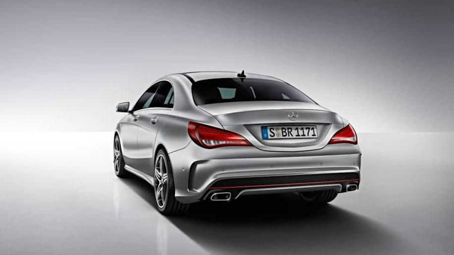 Mercedes rolls out Sport Package Plus for CLA250  Autoblog