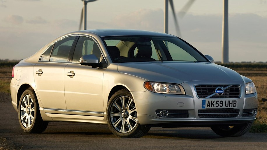 Volvo S80 (2007 and later)