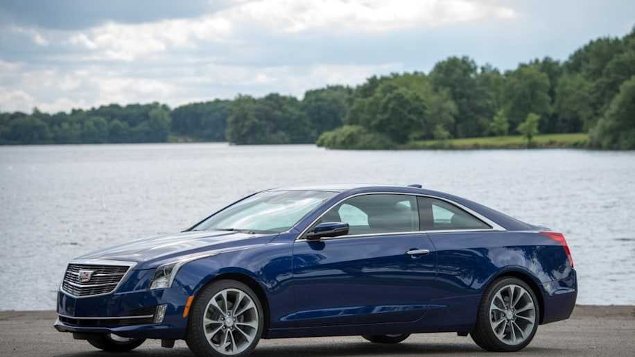 Cadillac Issues Stop Sale On Ats To Recall 82k Units Autoblog