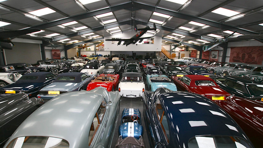Jaguar buys world's largest collection of British cars