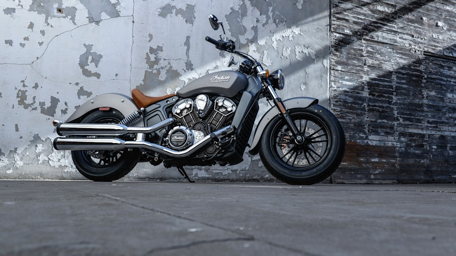 Indian Motorcycle Reveals All New 2015 Scout Wvideos Update