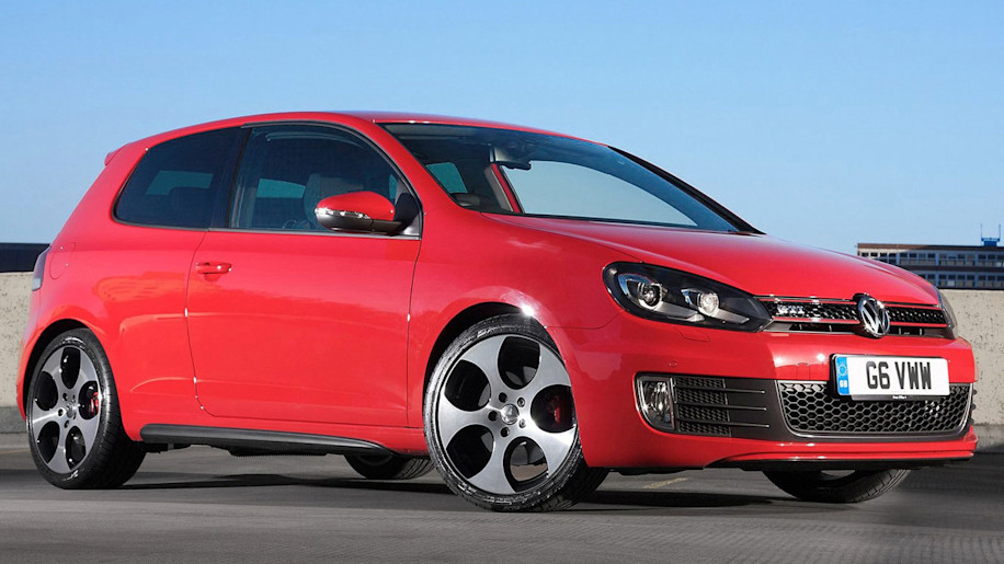 Compact Sporty Car - 2014 Volkswagen GTI