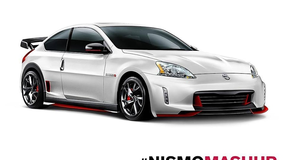 Nismo mashes it up with Sentra 370Z and Maxima GT-R