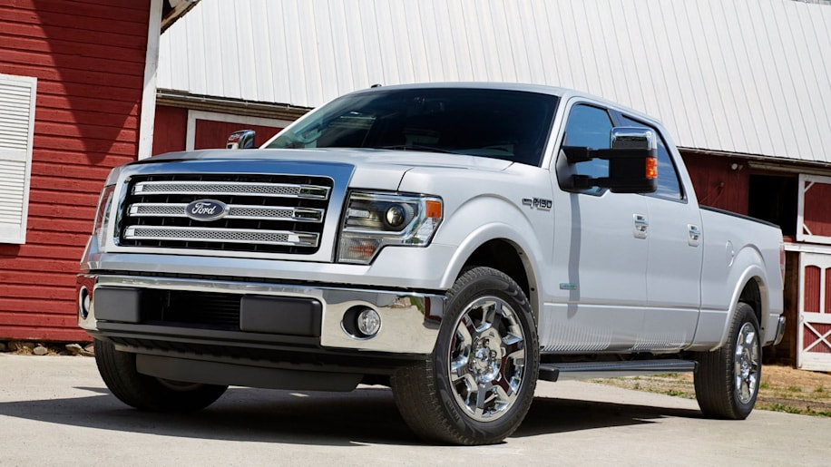 Large Light-Duty Pickup - 2014 Ford F-150