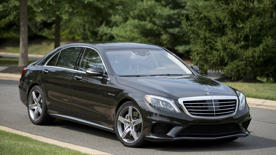 2014 mercedes benz s63 amg 4matic autoblog for Mercedes benz s63 amg 2014