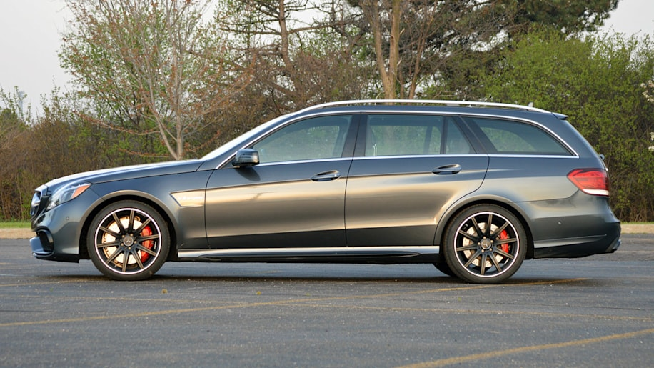2014 mercedes benz e63 amg s 4matic wagon autoblog On mercedes benz amg e63 wagon