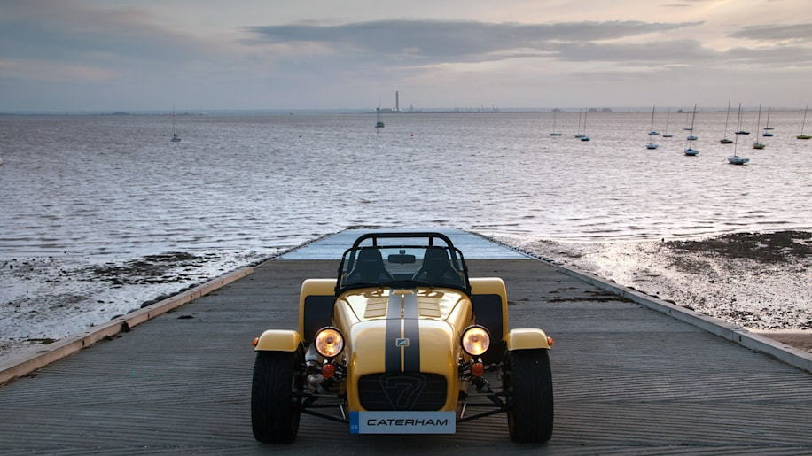 Caterham to introduce trio of new Sevens in 2015