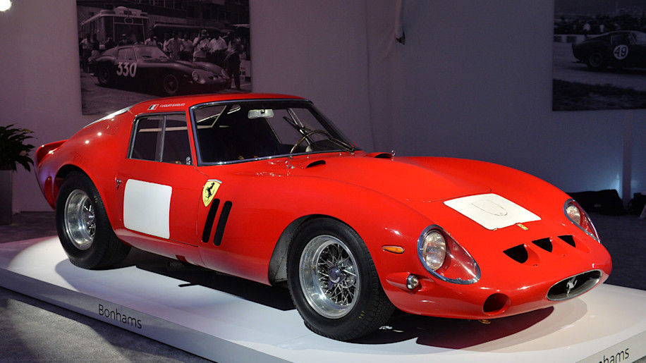 1962 Ferrari 250 GTO hits record $38 million sale at Bonhams ...