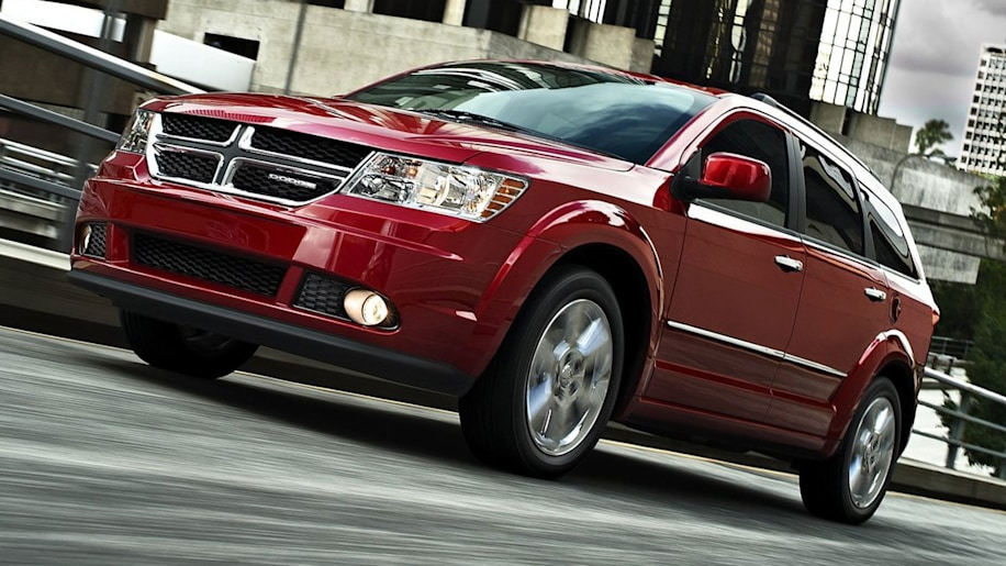 red dodge journey 2015