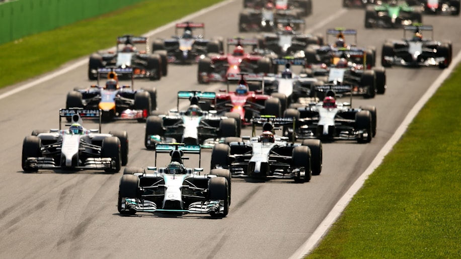 race recap 2014 italian grand prix goes heavy on rescue and recovery autoblog. Black Bedroom Furniture Sets. Home Design Ideas