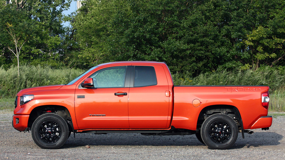 raptor ford the off road video to is pro toyota tundra trd an answer