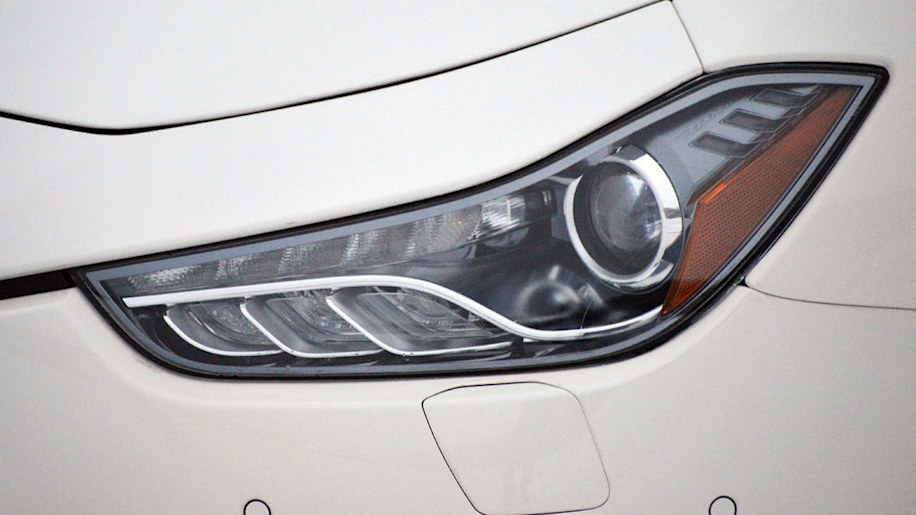 Nice to have: Adaptive headlights