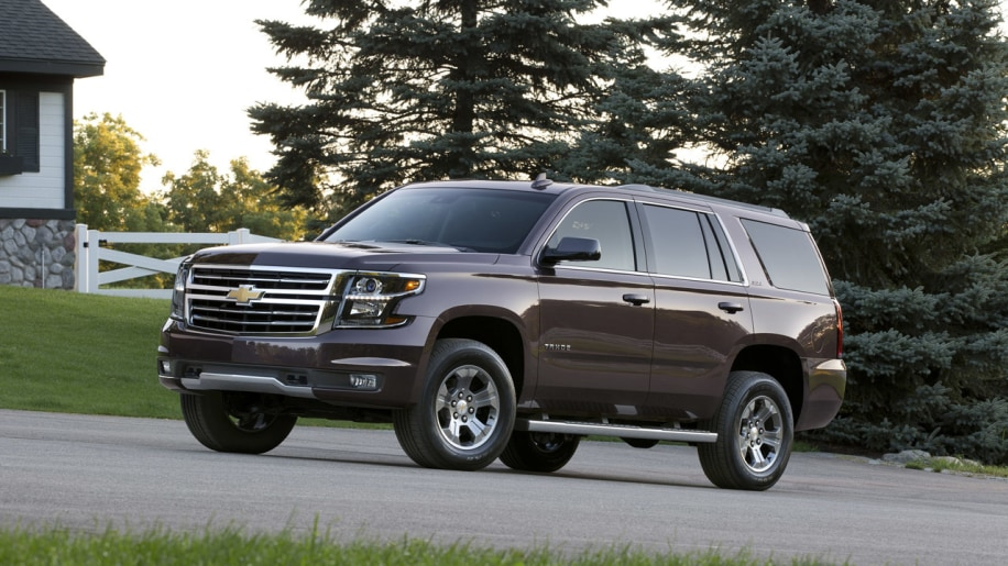 Fullsize GM SUVs have a problem that's making owners sick - Autoblog