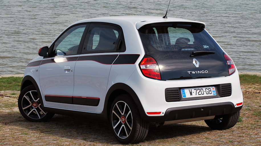 2014 renault twingo first drive w video autoblog. Black Bedroom Furniture Sets. Home Design Ideas