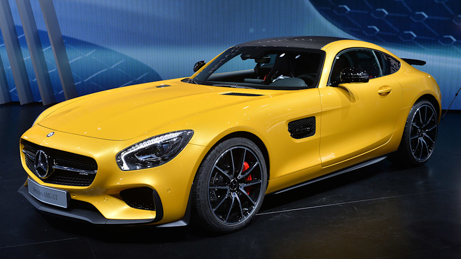 Mercedes-AMG GT joins the Just As Good In Person Club in Paris [w/video]