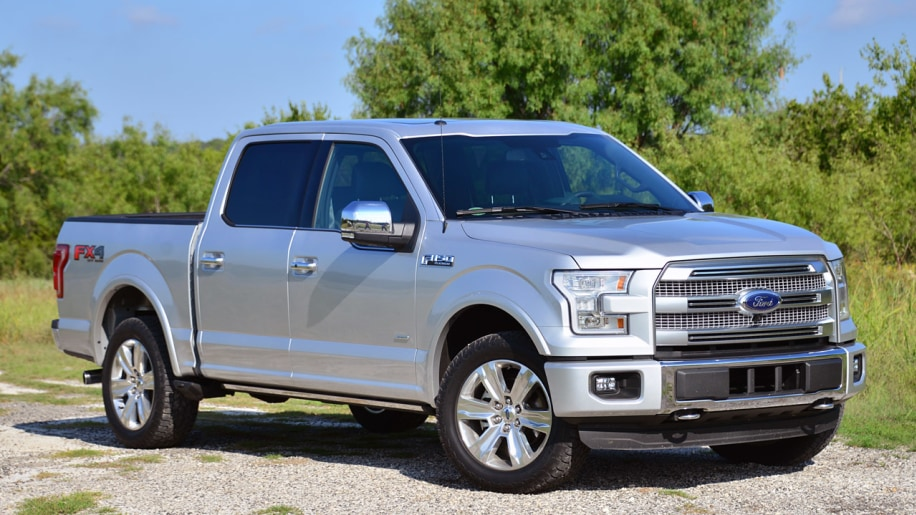 2015 Ford F-150 named Truck of Texas, Lincoln and Jeep also awarded at Truck Rodeo