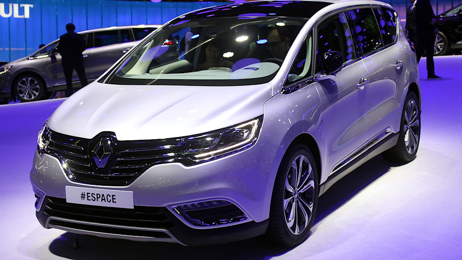 renault espace is the minivan that isn 39 t w video autoblog. Black Bedroom Furniture Sets. Home Design Ideas