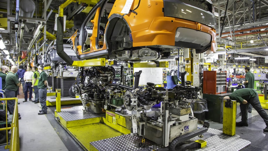 Jaguar Land Rover in talks for Southern US factory - Autoblog