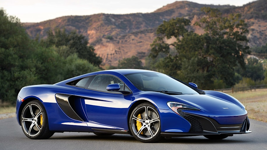 mclaren to launch 650s replacement in 2018 autoblog. Black Bedroom Furniture Sets. Home Design Ideas