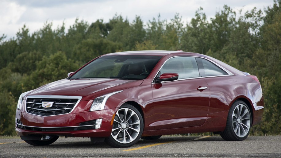 2015 Cadillac ATS Coupe: Review Photo Gallery - Autoblog