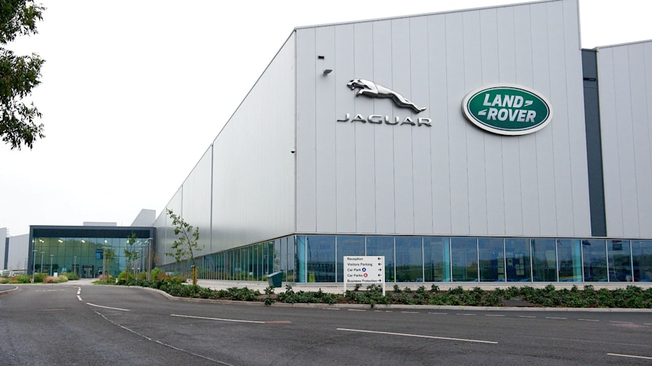 Jaguar opens new engine plant in the UK - Autoblog