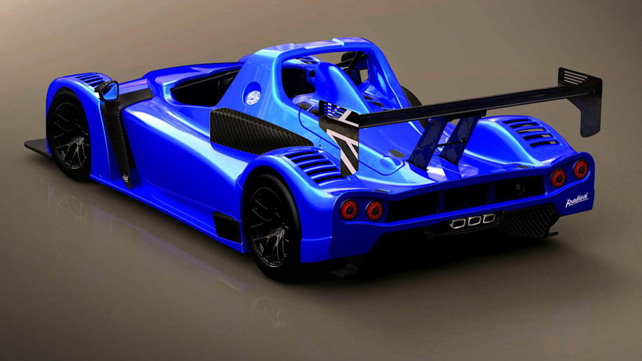 Radical Launches New 440 Hp Sr8 Rsx Track Car Autoblog
