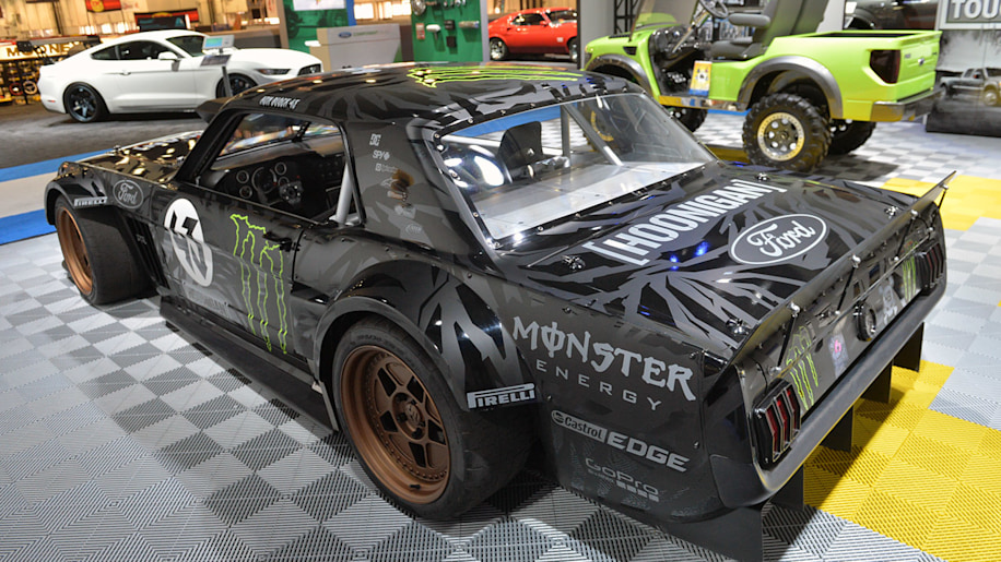 Ken Block S 1965 Ford Mustang Hoonicorn Rtr And Cr