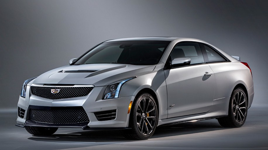 cadillac prices new ats v from 61 460 autoblog. Black Bedroom Furniture Sets. Home Design Ideas
