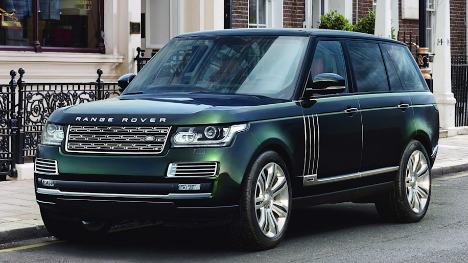 Land Rover Range Rover Holland and Holland
